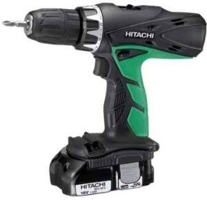 Hitachi DV18DJL-RC