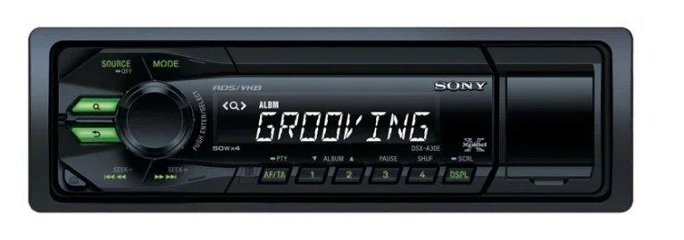 Sony DSX-A30E