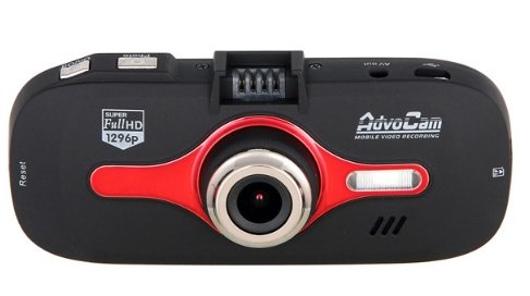 AdvoCam FD8 RED-II GPS+ГЛОНАСС