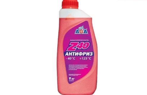 AGA Z40