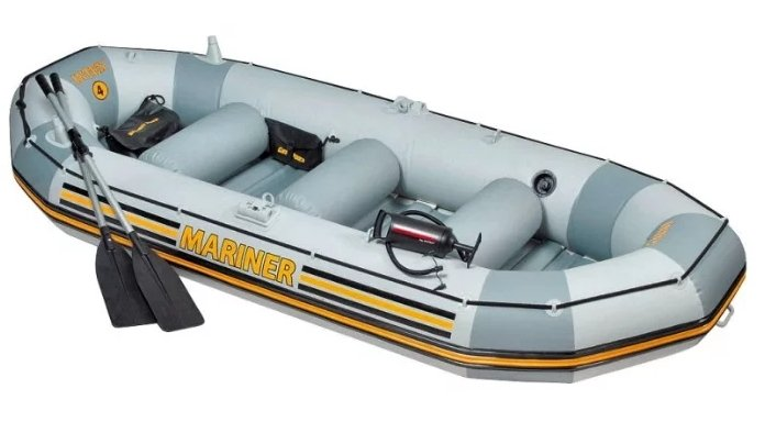 Intex Mariner-4 Set