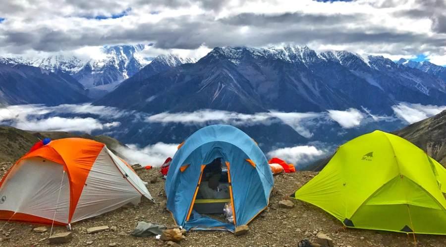 Рейтинг туристических палаток 2018 года