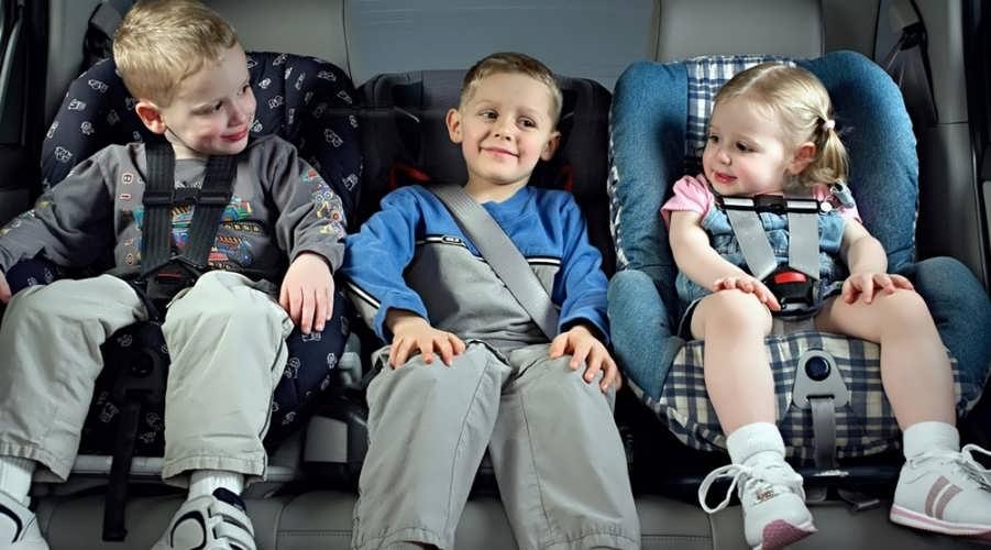 Рейтинг лучших детских автокресел