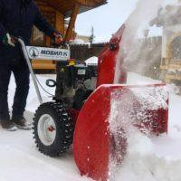 Топ 7 лучших снегоуборочных машин
