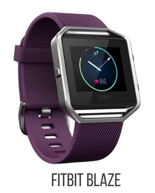 На восьмой позиции рейтинга разместились часы с шагомером Fitbit Blaze.  Устройство выглядит интересно внешне, его корпус изготовлен из нержавеющей  стали. 351de901ce4