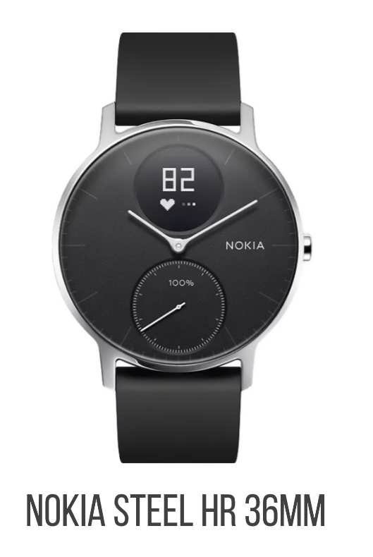 Nokia Steel HR 36mm