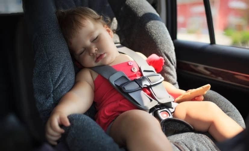Правильный выбор детского автокресла