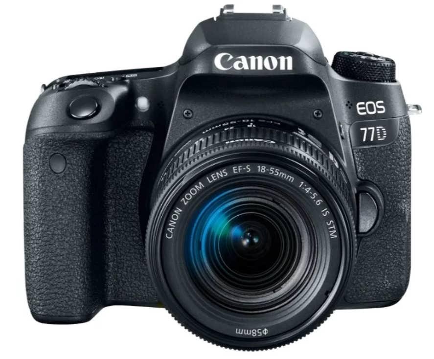 Canon EOS 77D Kit
