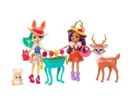 Набор кукол Enchantimals Подруги