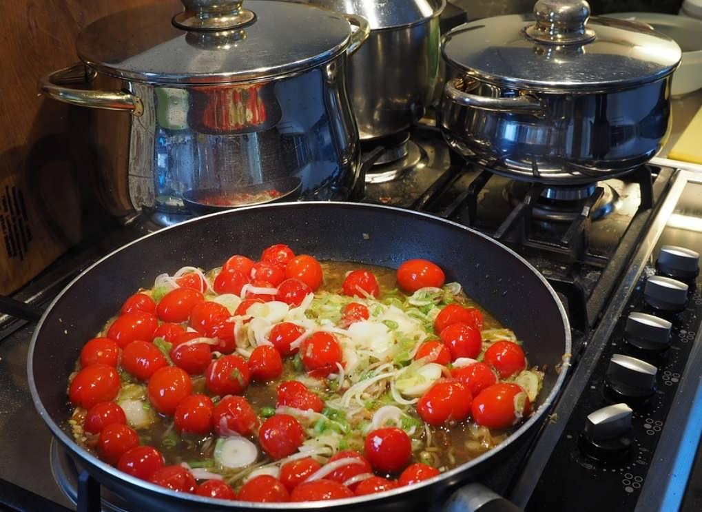 Посуда для газовой плиты