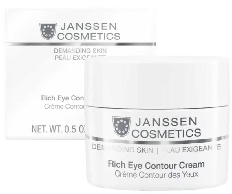 Janssen Питательный крем для кожи вокруг глаз