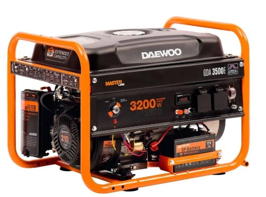 Daewoo Power Products GDA 3500E (2800 Вт)