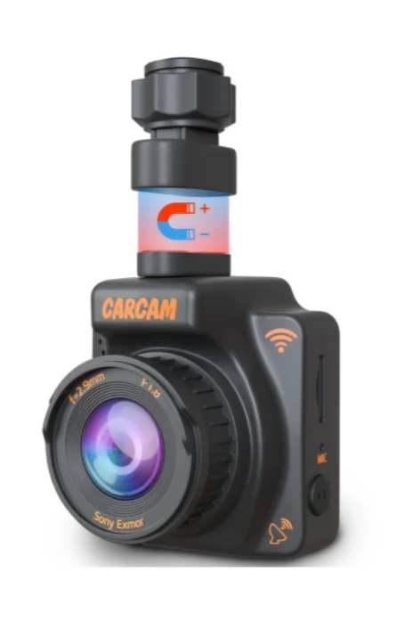 CARCAM R2, GPS