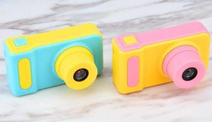 Рейтинг детских фотоаппаратов: топ 6 моделей