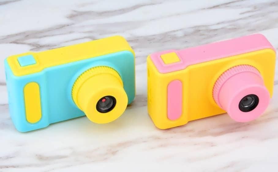 Лучшие детские фотоаппараты