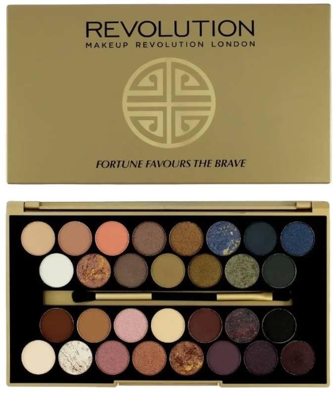REVOLUTION Палетка теней 30 Eyeshadow Palette