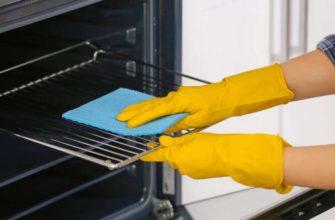 Лучшие средства для чистки духовки
